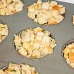 Stuffin' Muffins — Stock Photo