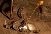 Wieliczka-zoutmijn — Stockfoto