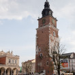 Stock Photo: Town Hall Tower