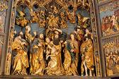 Altarpiece of Veit Stoss — 图库照片