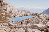 Mt Whitney Trail — Stock Photo