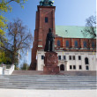 Gniezno Cathedral Basilica — Stock Photo #21874373
