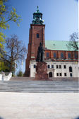 Gniezno Cathedral Basilica — Stock Photo