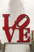 LOVE — Foto de Stock