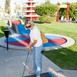 Royalty-Free Stock Photo: Mini Golf