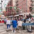 Feast of San Gennaro — Stockfoto