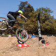 APTOS VILLAGE - APRIL 14: 4th Annual Santa Cruz Mountain Bike Fe — Stockfoto