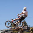 APTOS VILLAGE - APRIL 14: 4th Annual Santa Cruz Mountain Bike Fe — Stock Photo