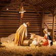 Creche - Stock Photo