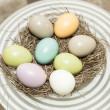Easter eggs — Stock Photo #24822471