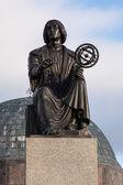 Denkmal nach Nicolaus Copernicus — Stockfoto