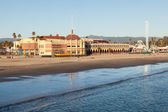 Santa cruz beach broadwalk — Photo