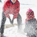 Snow fun — Stock Photo #25677425