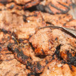 Roasted pork — Stock Photo #27499015