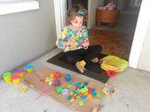 Playdough — Zdjęcie stockowe