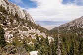 Mt whitney trail — Stockfoto