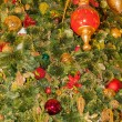 Christmas tree decorations — Stock Photo #28418291