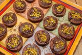 Assorted cookies — Stock Photo