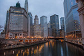 Loop di chicago — Foto Stock