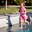 Water fun — Stock Photo