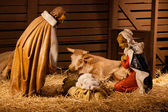 Creche — Stock Photo