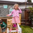 Playhouse — Stock Photo #30491541