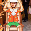 Bartolucci the Italian art of woodworking — Foto de Stock
