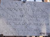 Porticus Octaviae — Stock Photo