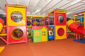 Indoor playground — Foto de Stock