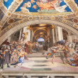 Raphael Rooms — Stock Photo