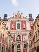 Parish Church of St. Stanislaus. — Stock Photo