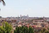 Vista de rom — Foto de Stock
