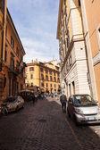 Street of Rome — Stock Photo