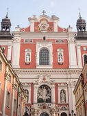 Parish Church of St. Stanislaus. — Stockfoto