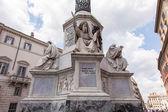 Colonna dell'Immacolata — Stock Photo