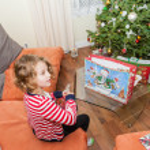 Christmas Day Party — Φωτογραφία Αρχείου