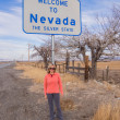 Welcome to Nevada — Stock Photo #40141123