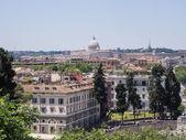 Pohled na Řím — Stock fotografie