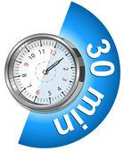 Timer — Stock Vector