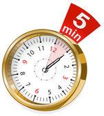 Timer — Wektor stockowy