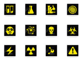 Science Symbols — Stock Vector