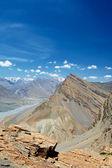 India Himalayas mountains — Stockfoto