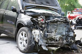 Accident de voiture — Photo