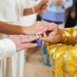 Orthodox wedding ceremony — Stock Photo #26014185