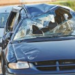 Car crash collision — Stock Photo #32173075