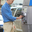 Parking payment — Stock Photo #42663301