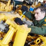 Industrial assembler worker — Stock Photo #44106253