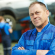 Auto mechanic portrait — Stock Photo #44958455