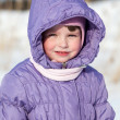 WInter child — Stok Fotoğraf #23318060