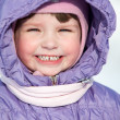 Winter child — Stock Photo #23318366